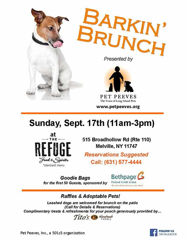 Barking Dog Brunch